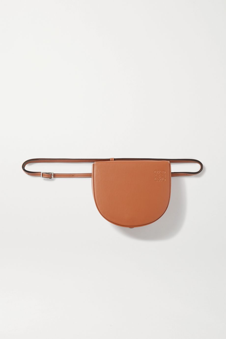 Loewe Heel leather belt bag
