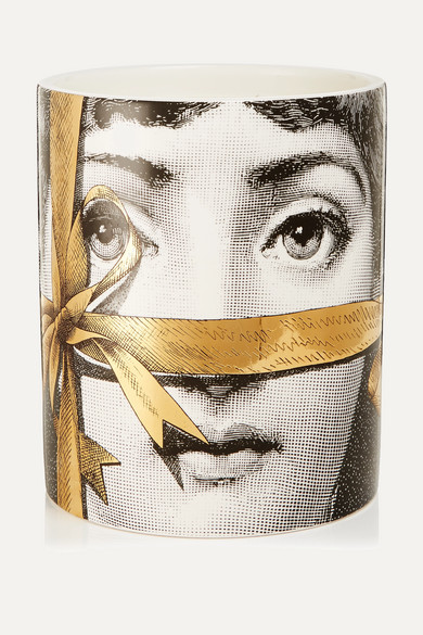 Regalo Gold Scented Candle, 900g by Fornasetti