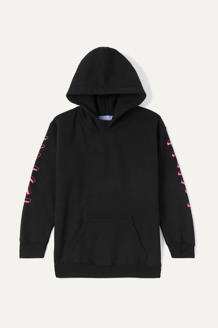 Paradised Kids Printed jersey hoodie