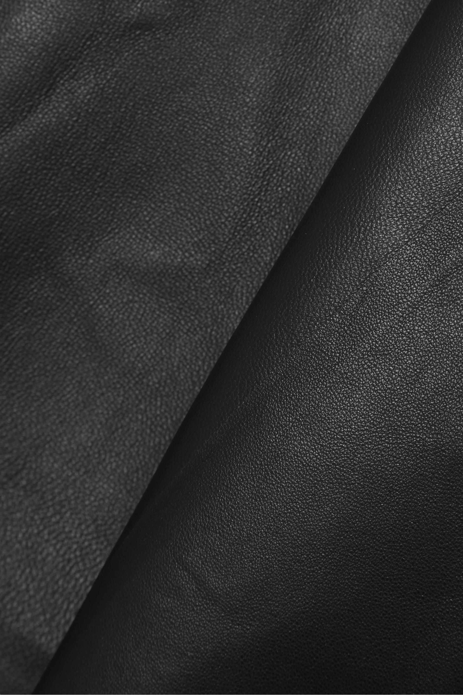Bottega Veneta Robe en cuir