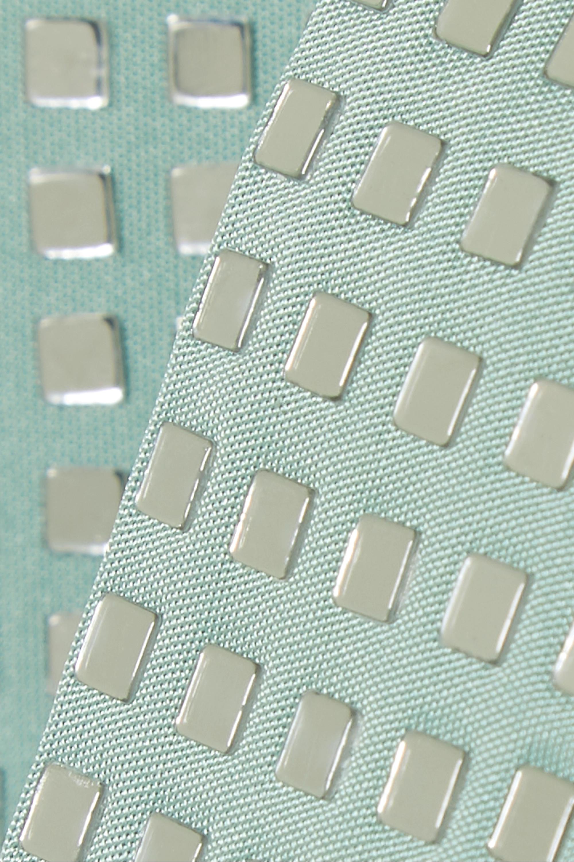 Bottega Veneta Chemise en jersey satiné à paillettes