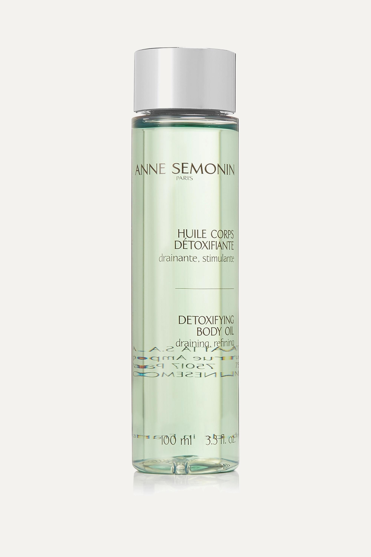 Anne Semonin Detoxifying Body Oil, 100ml