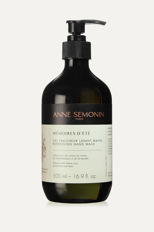 Anne Semonin Mémoires d'Été Refreshing Hand Wash, 500ml