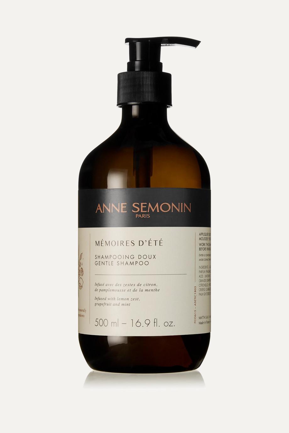 Anne Semonin Mémoires d'Été Gentle Shampoo, 500 ml – Shampoo
