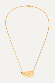 Gold vermeil necklace