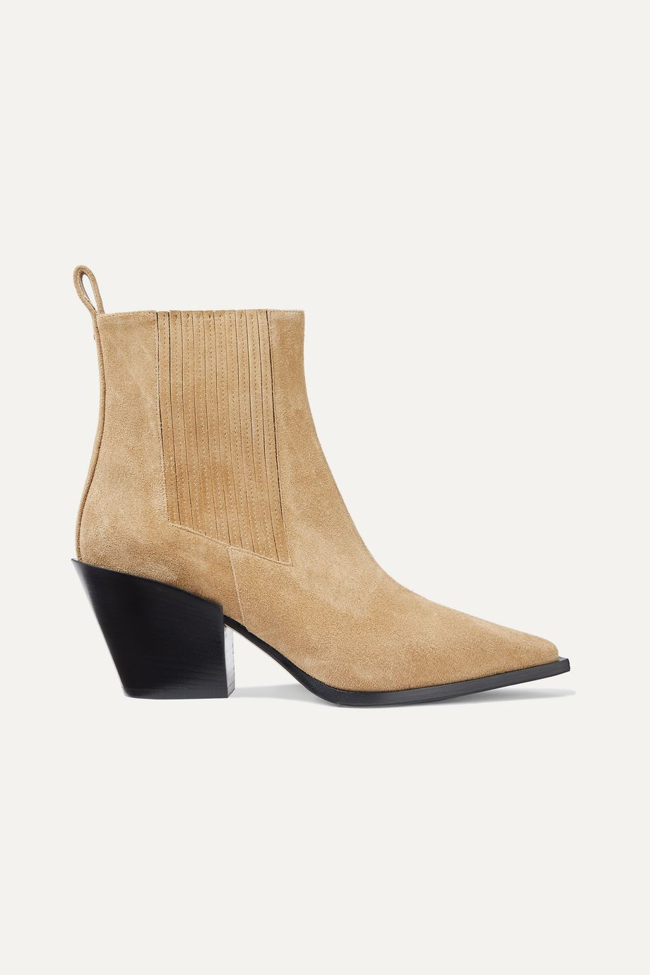 aeydē Kate suede ankle boots