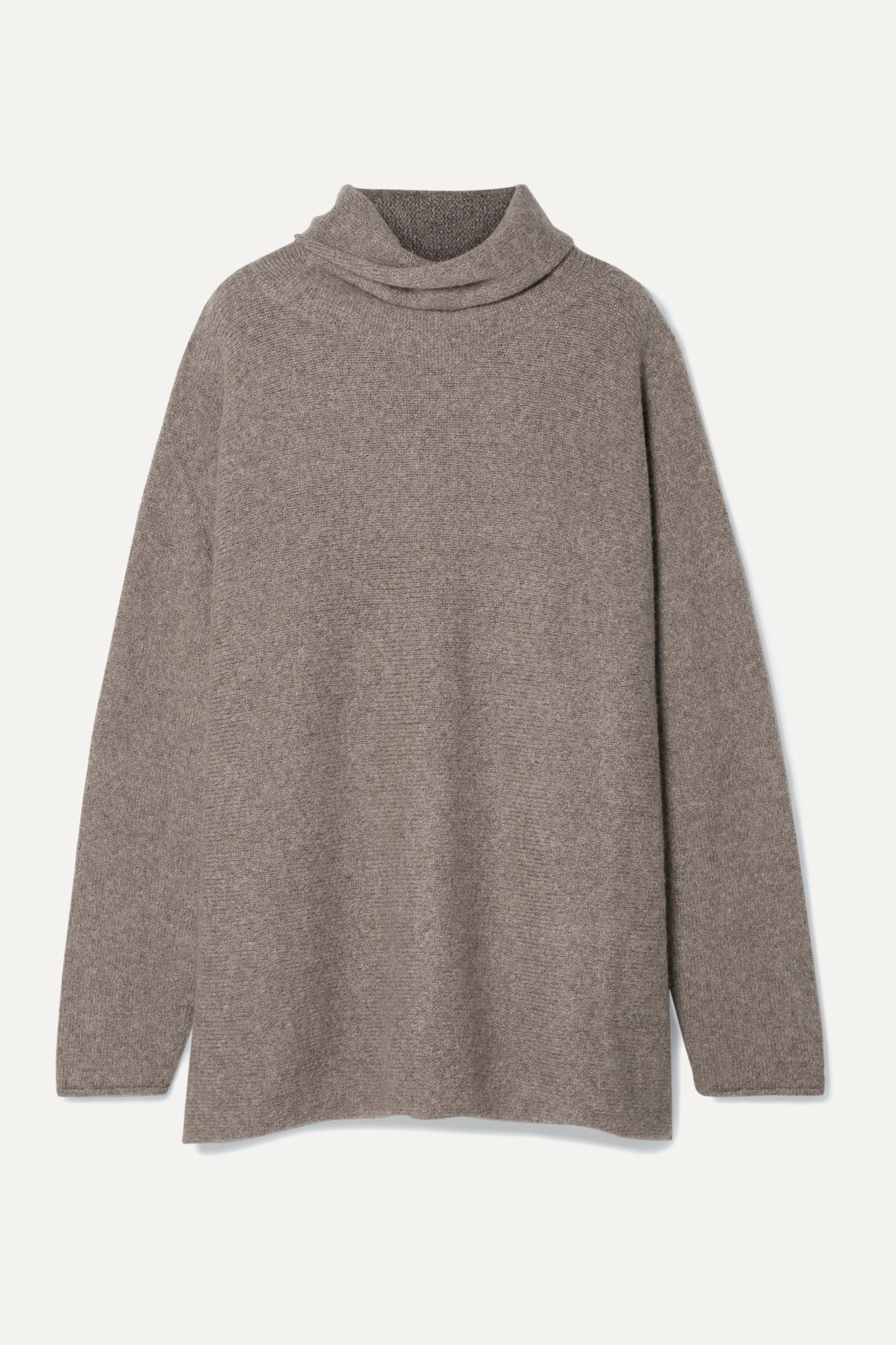 Lauren Manoogian Alpaca turtleneck sweater