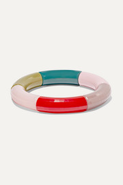 Kyoto Tango Rainbow Army resin bangle