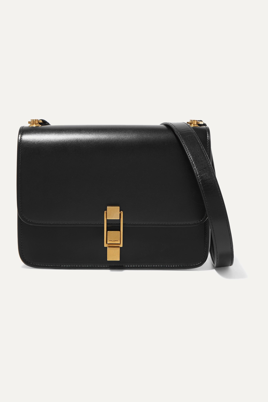 SAINT LAURENT Carre leather shoulder bag
