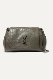 Nolita medium quilted leather shoulder bag