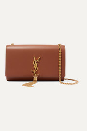 Monogramme Kate large leather shoulder bag