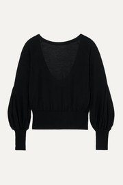 Antonio Berardi Merino wool sweater