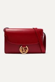 Gucci GG Ring small leather shoulder bag