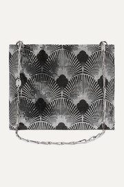 Paco Rabanne Pixel 1969 chainmail shoulder bag