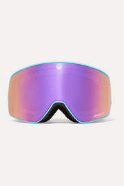 NFX2 mirrored ski goggles