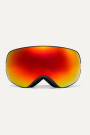 X2S mirrored ski goggles