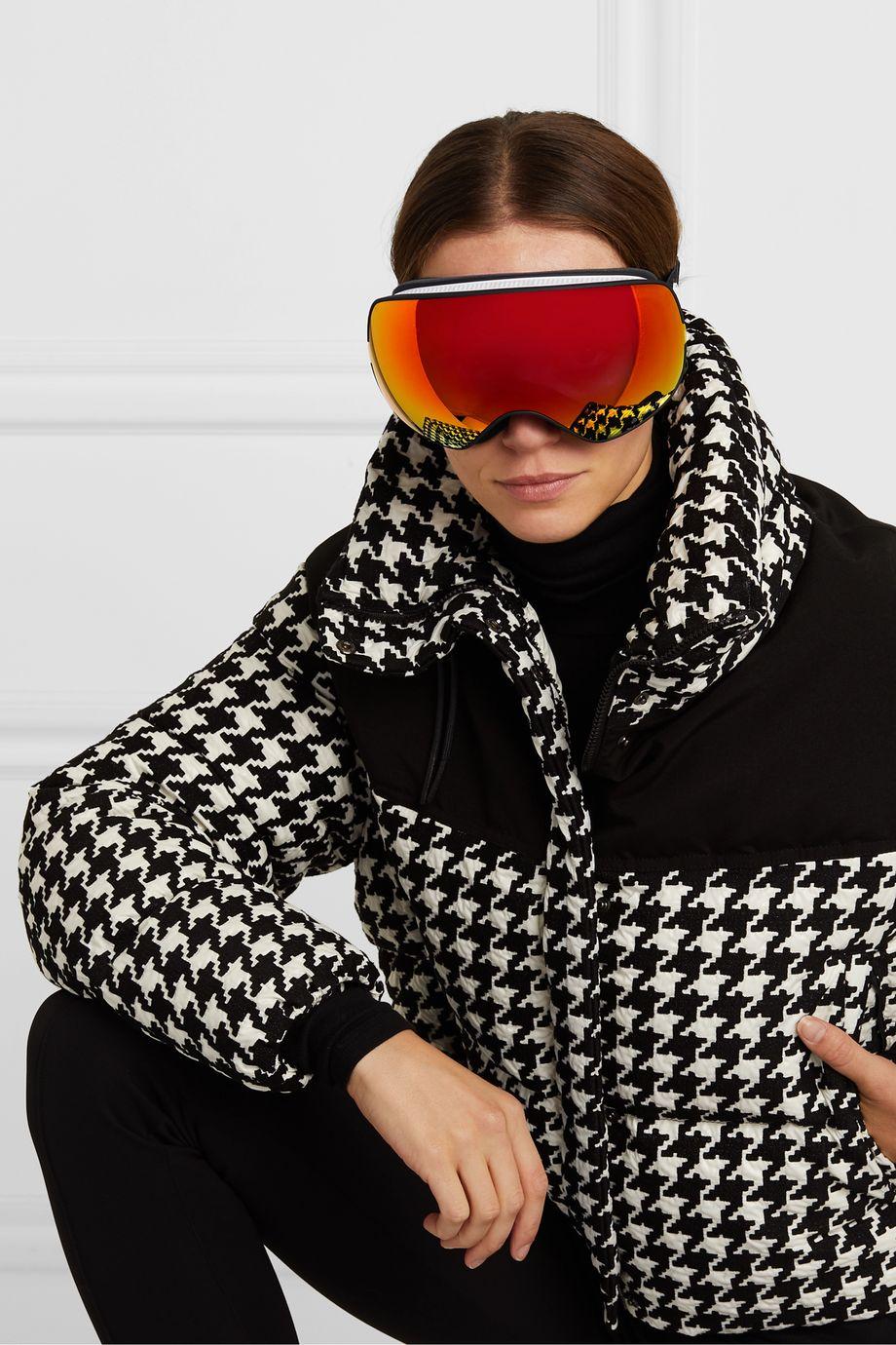 Dragon X2S mirrored ski goggles