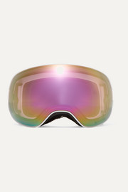 X2 mirrored ski goggles