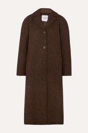 LE 17 SEPTEMBRE Wool-blend coat