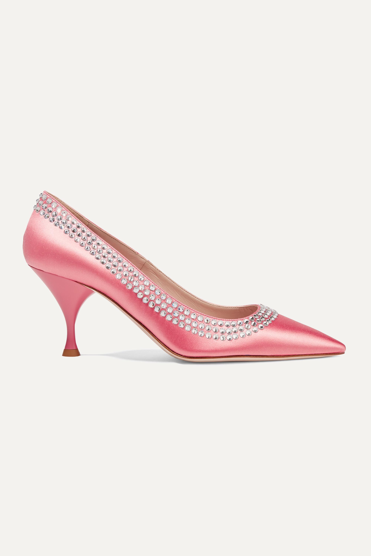 miu miu shoes pink