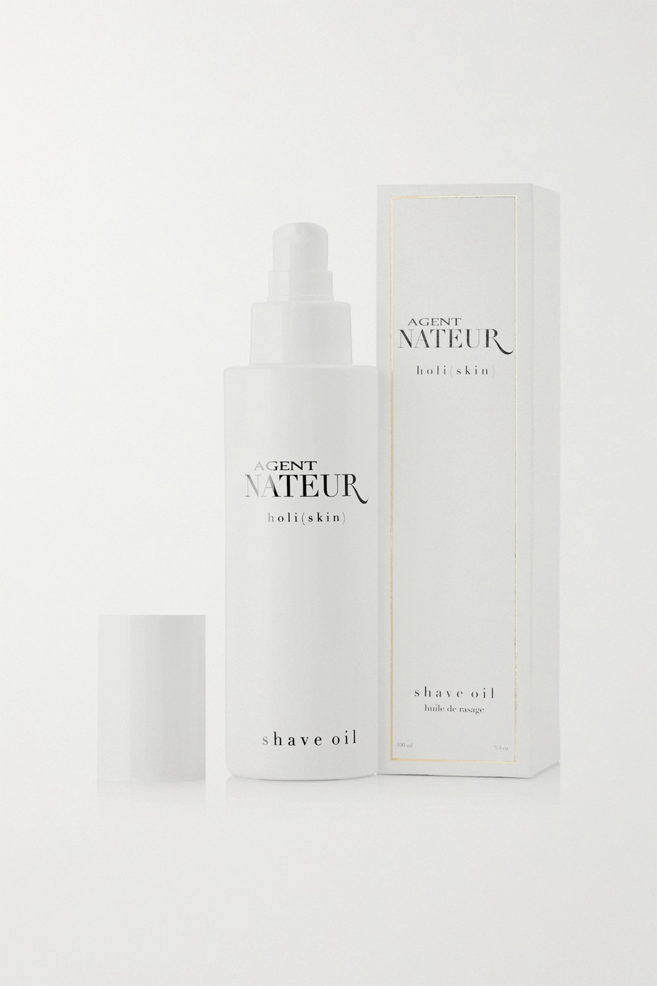 Agent Nateur holi(skin) Shave Oil, 100ml