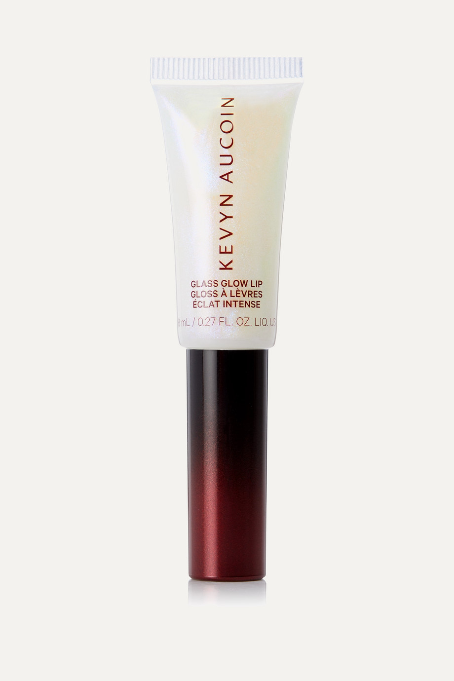Kevyn Aucoin Glass Glow Lip Gloss - Crystal Clear, 8ml