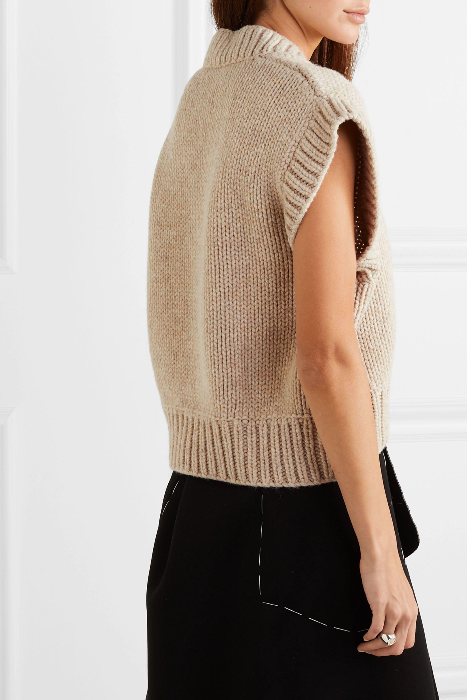 Maison Margiela Wool top