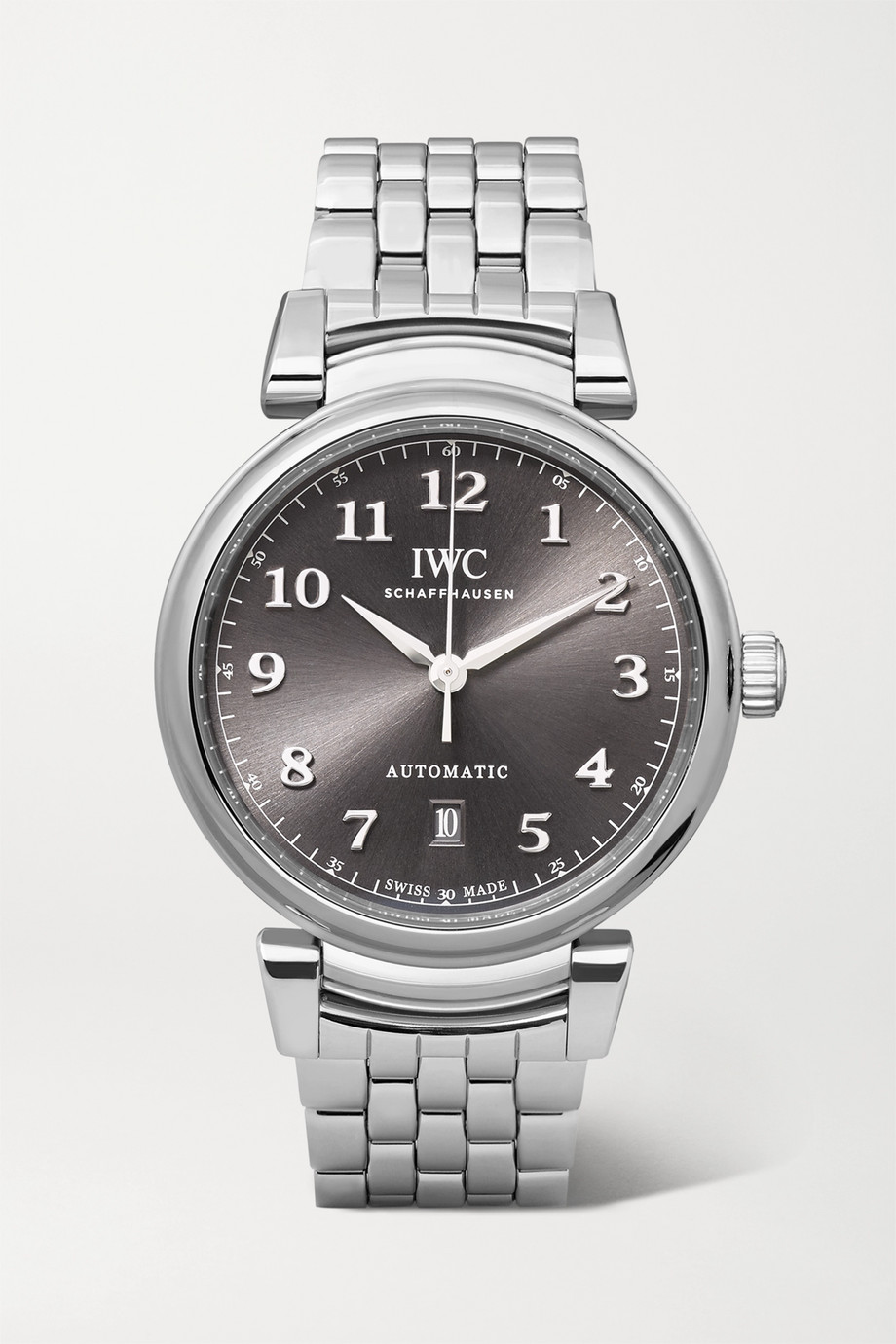 IWC SCHAFFHAUSEN Da Vinci Automatic 40mm stainless steel watch