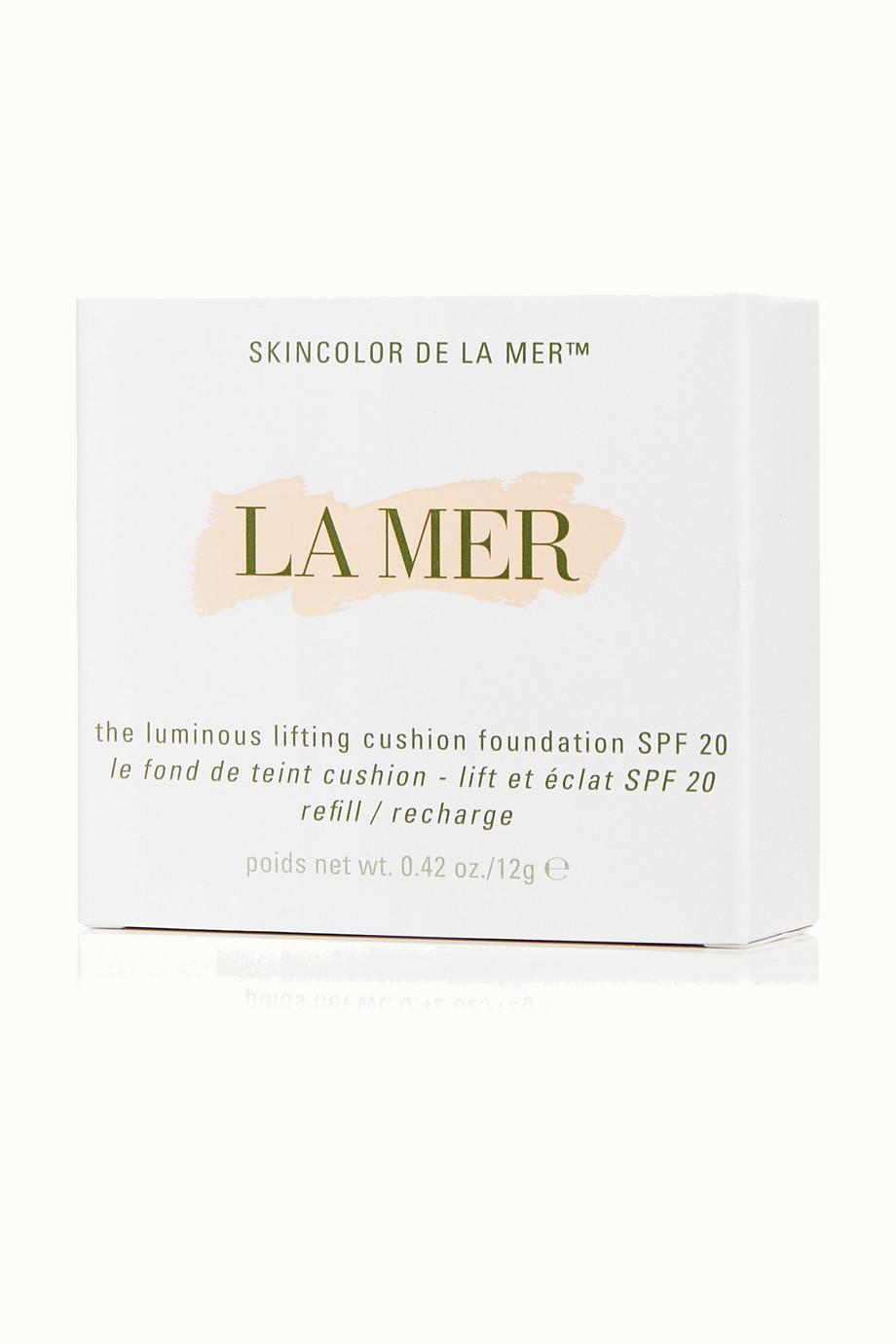 La Mer The Luminous Lifting Cushion Compact Foundation SPF20 Refill - 01 Pink Porcelain