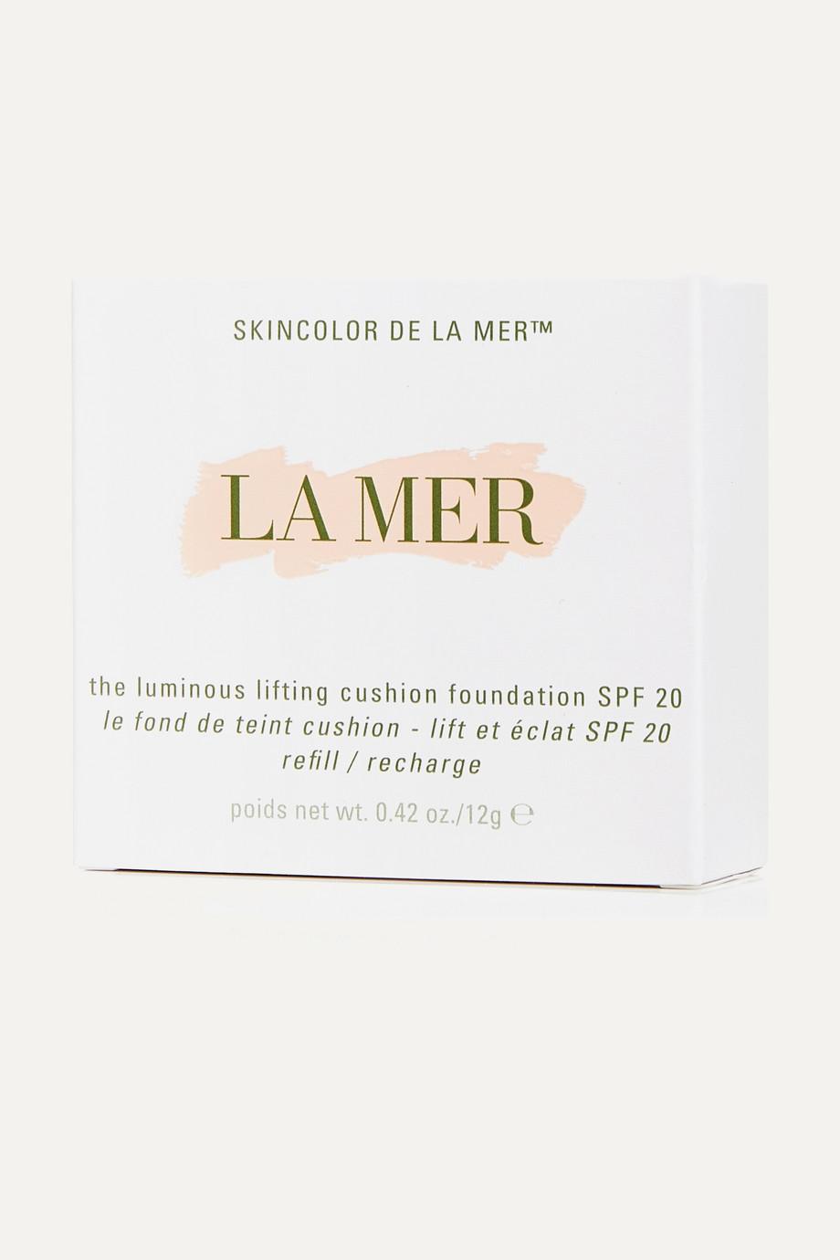 La Mer The Luminous Lifting Cushion Compact Foundation SPF20 Refill - 41 Soft Cameo