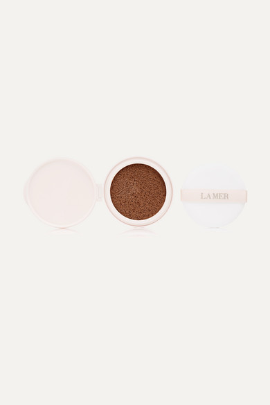 LA MER | La Mer - The Luminous Lifting Cushion Compact Foundation Spf20 Refill - 52 Warm Honey | Goxip