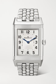 Jaeger-LeCoultre Reverso Classic Thin 24.4mm medium stainless steel watch