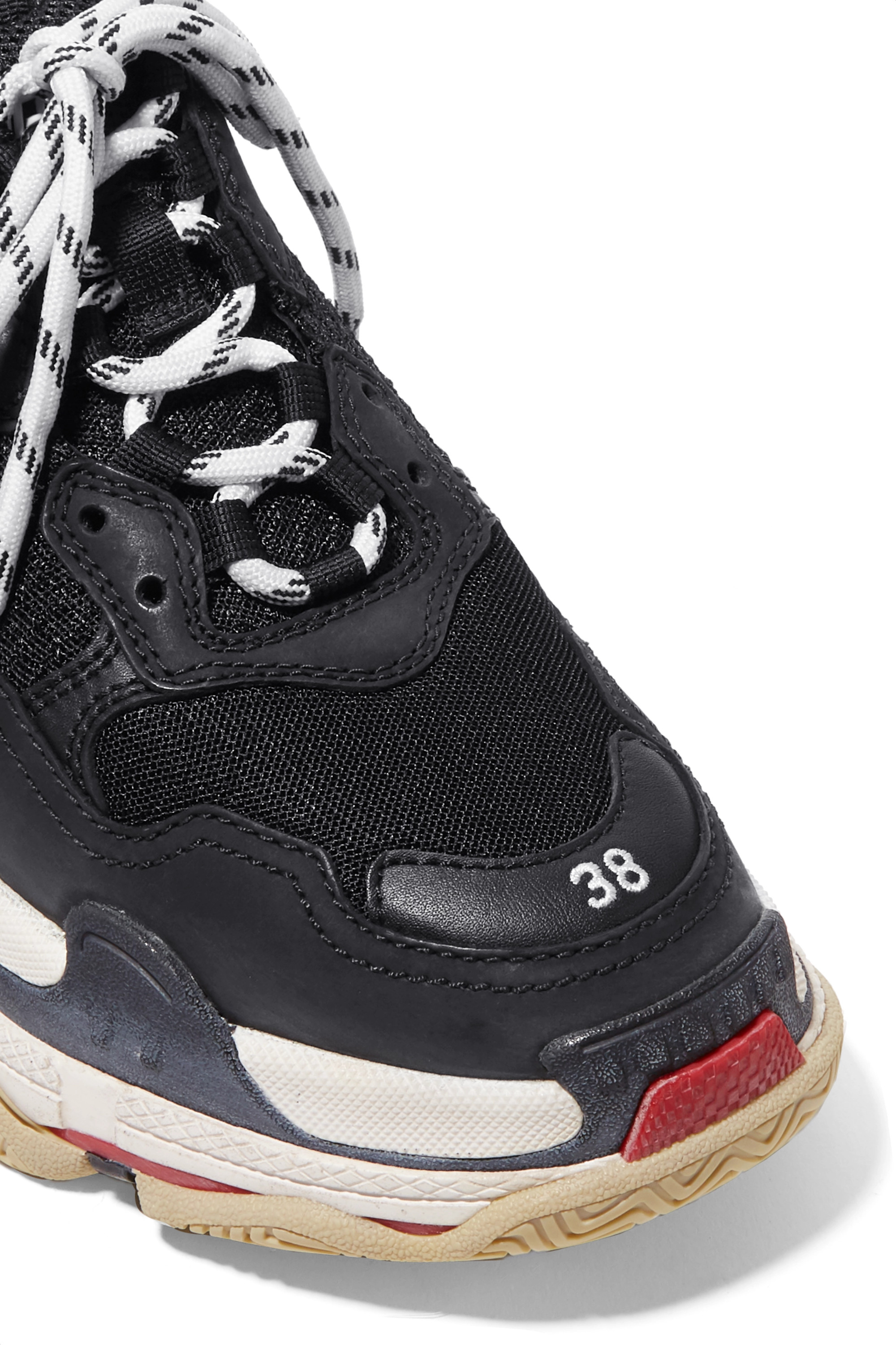 Balenciaga Shoes Triple S Size 43 Which is Like A 95