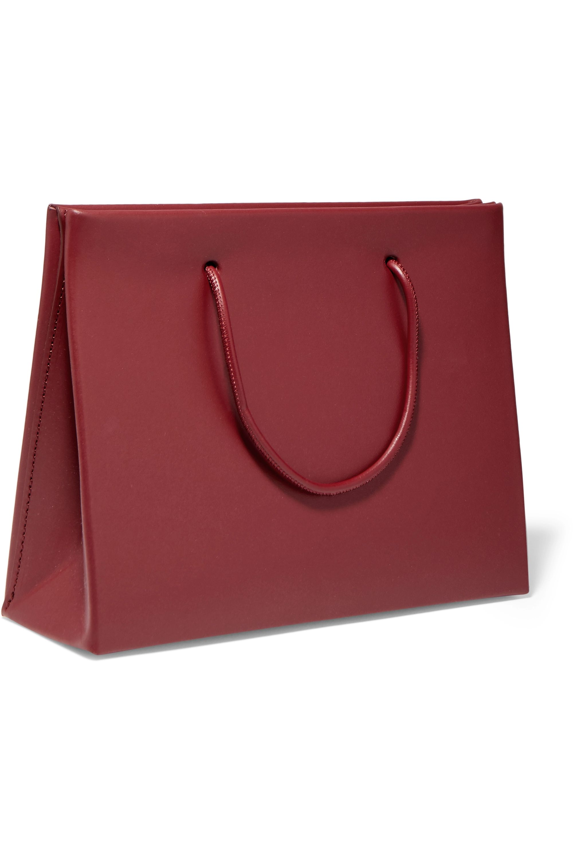 MEDEA Prima Hanna small leather tote