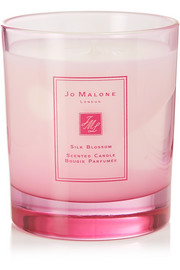 Jo Malone London Silk Blossom Scented Home Candle, 200g