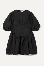 Cecilie Bahnsen Oversized cloqué dress