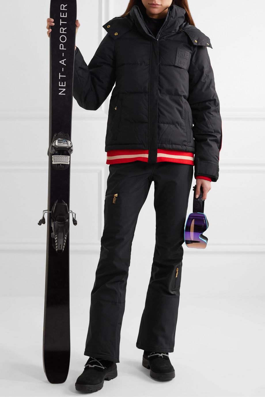 P.E NATION Pantalon de ski évasé en tissu technique stretch x DC