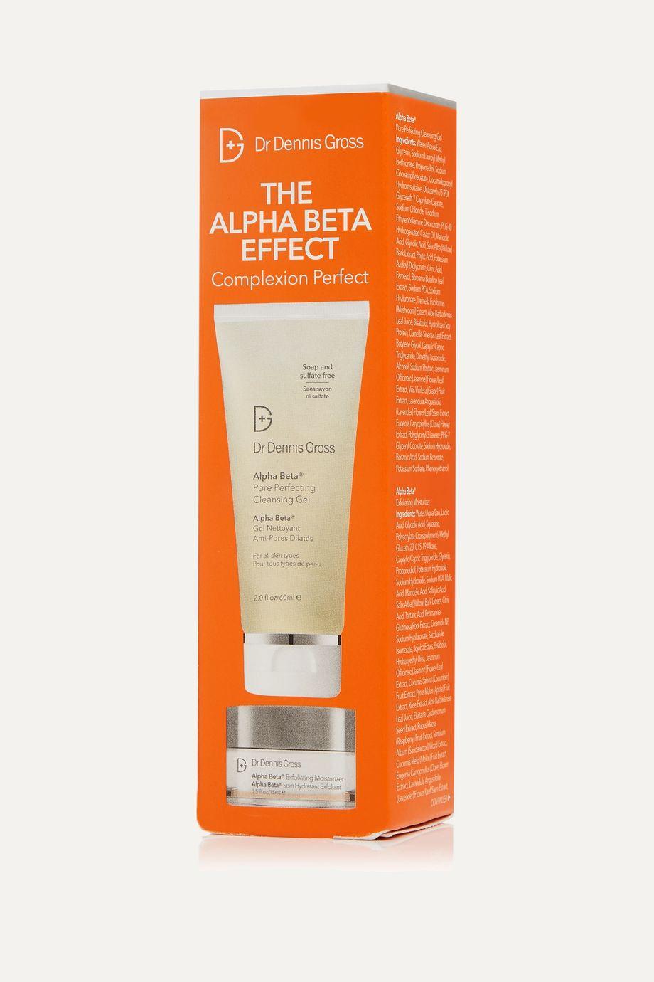 Dr. Dennis Gross Skincare The Alpha Beta Effect Set