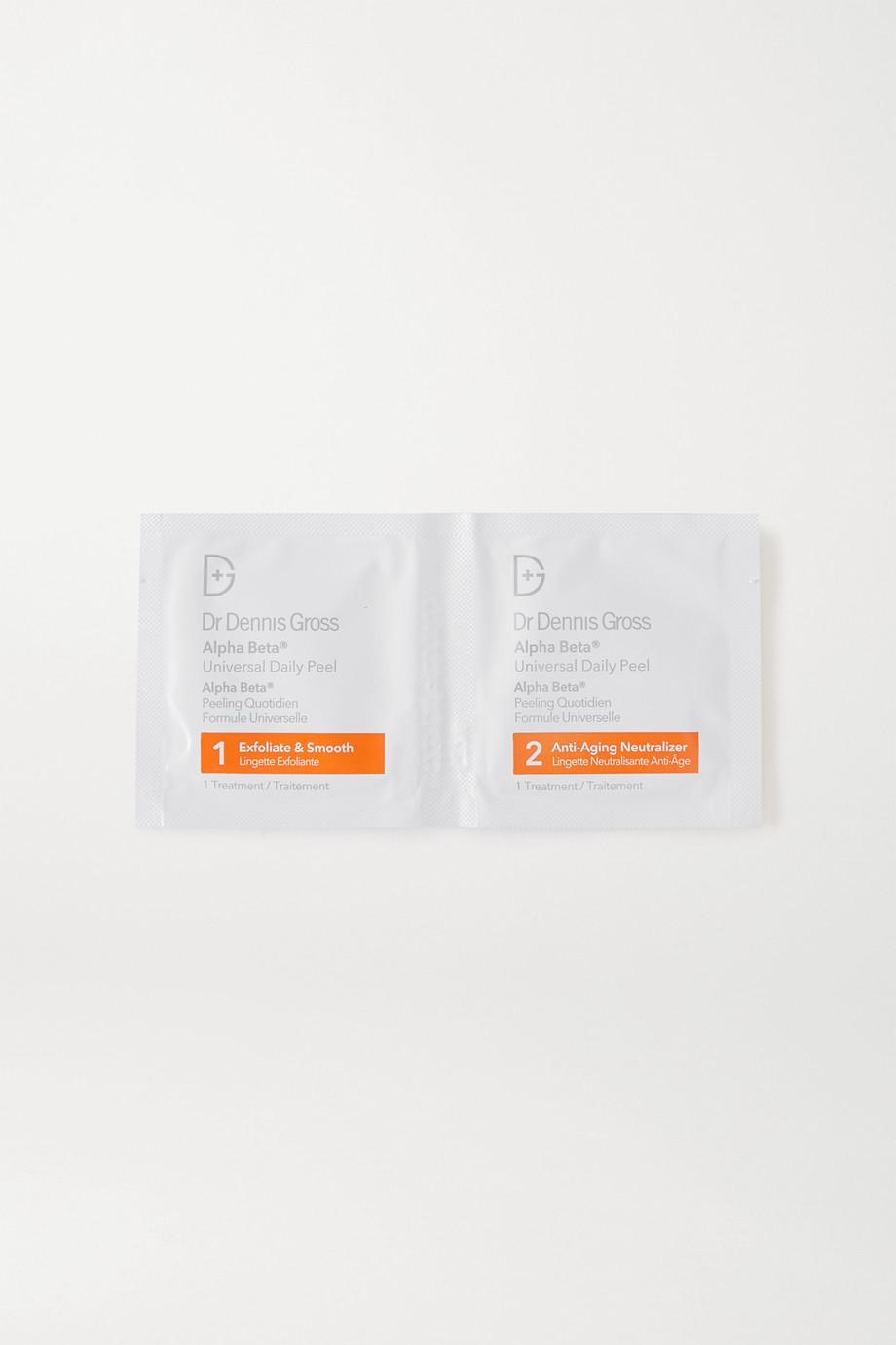 Dr. Dennis Gross Skincare Alpha Beta® Universal Daily Peel 5 Days – Peelingpads