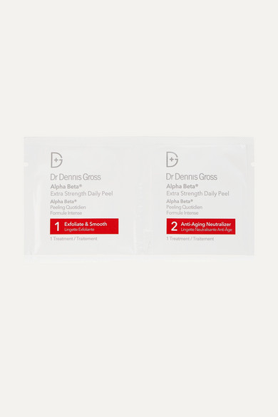 DR. DENNIS GROSS SKINCARE | Dr. Dennis Gross Skincare - Alpha Beta Extra Strength Daily Peel - 5 X 4.4ml | Goxip