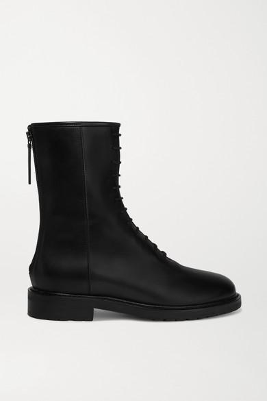 08 皮革踝靴 by Legres