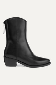 LEGRES 03 leather ankle boots