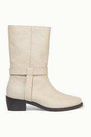 LEGRES 05 leather ankle boots