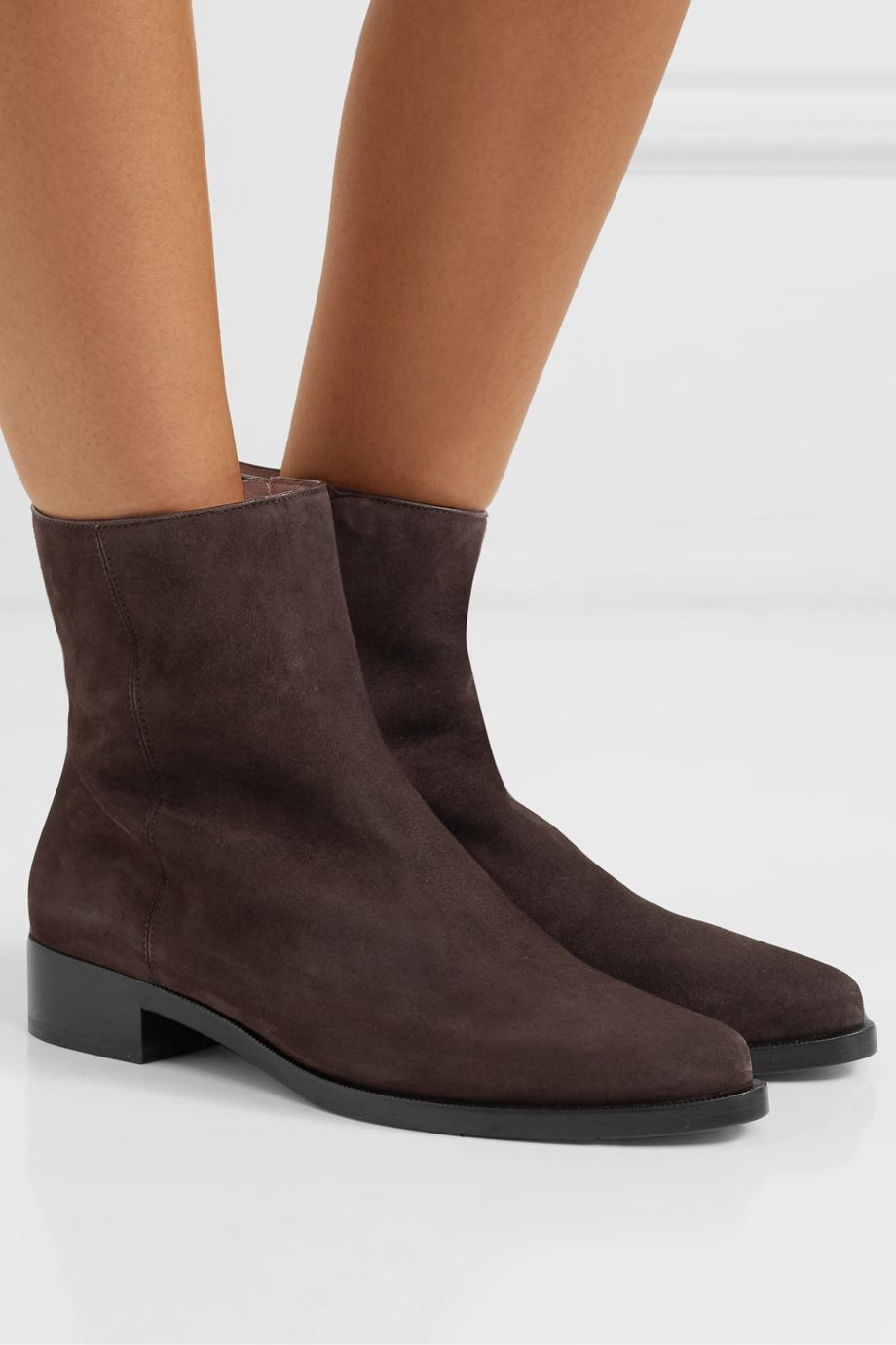 LEGRES 02 suede ankle boots