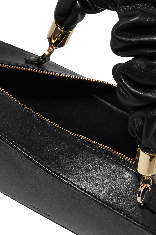 The Sant Kinchaku mini leather tote