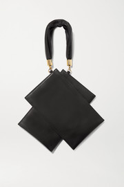 The Sant Shiromuku mini leather tote