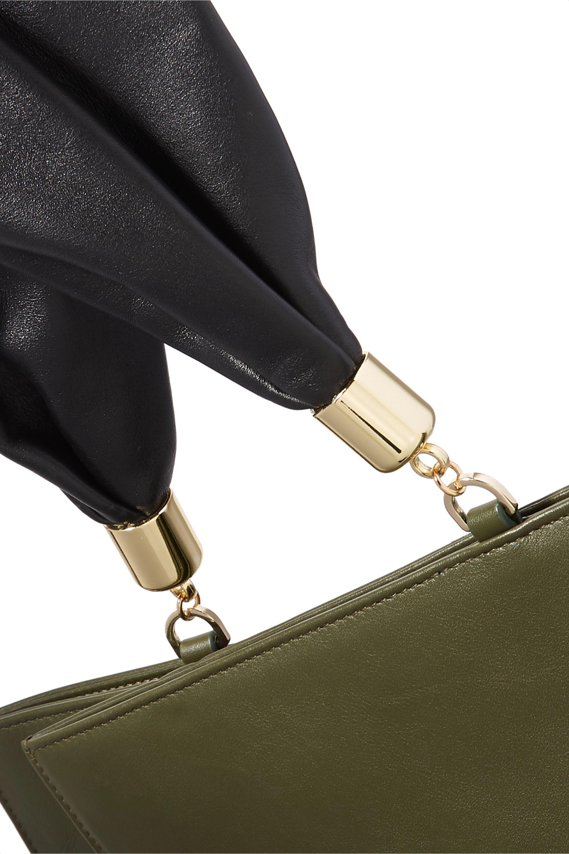 The Sant Obi leather tote
