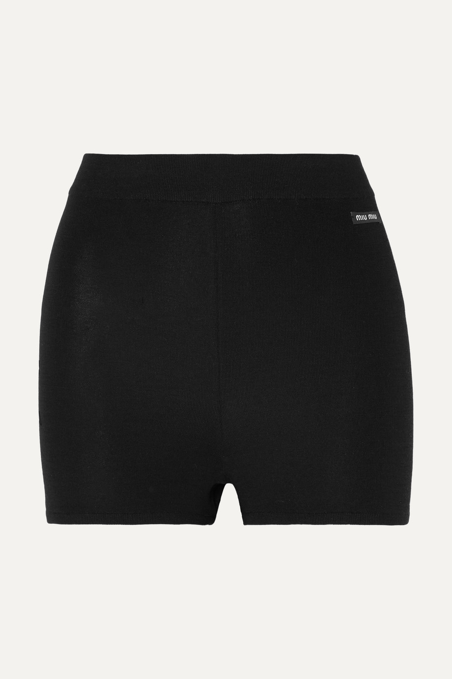 Miu Miu Wool shorts