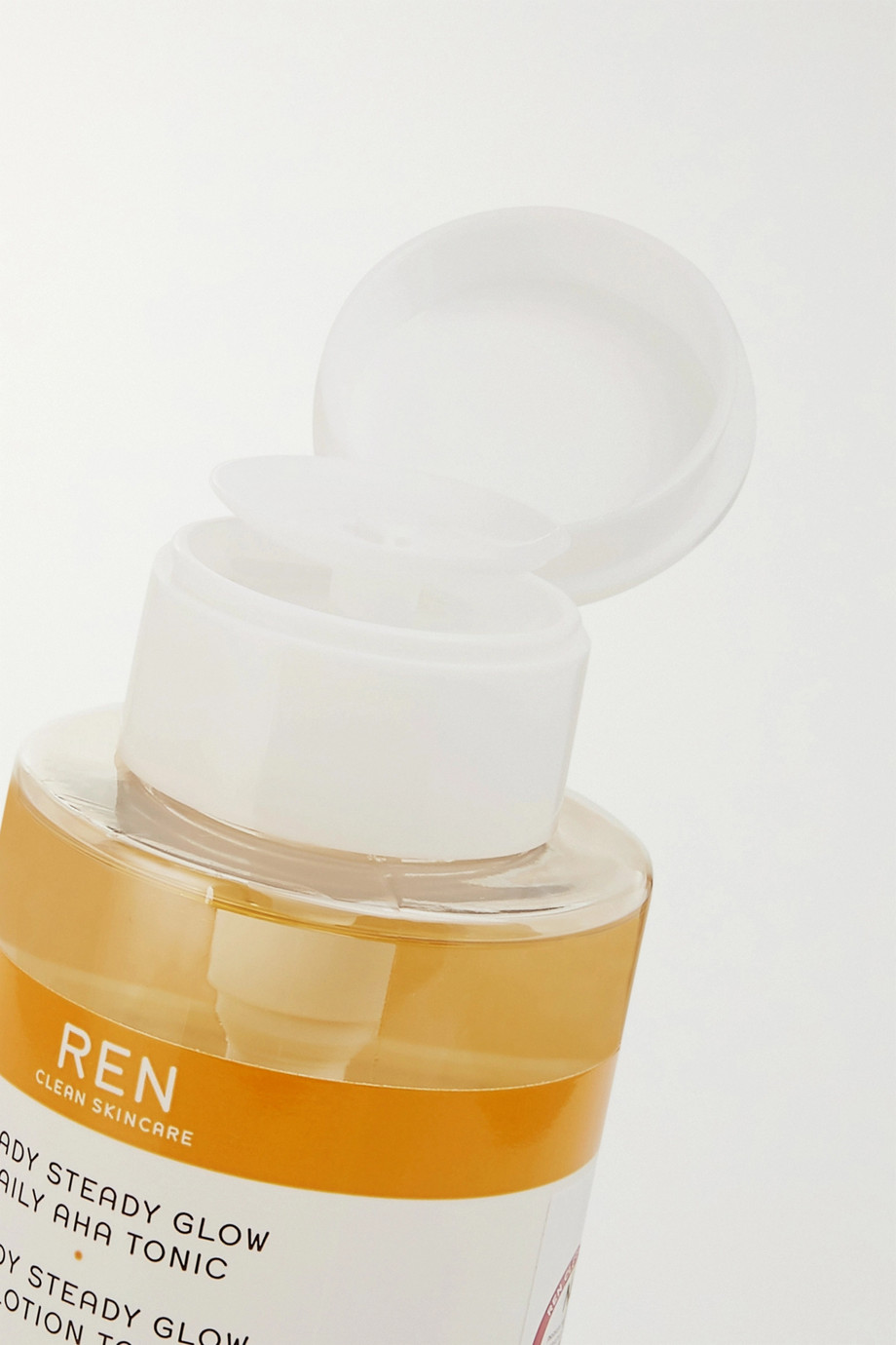 REN Clean Skincare Ready Steady Glow Daily AHA Tonic, 250ml