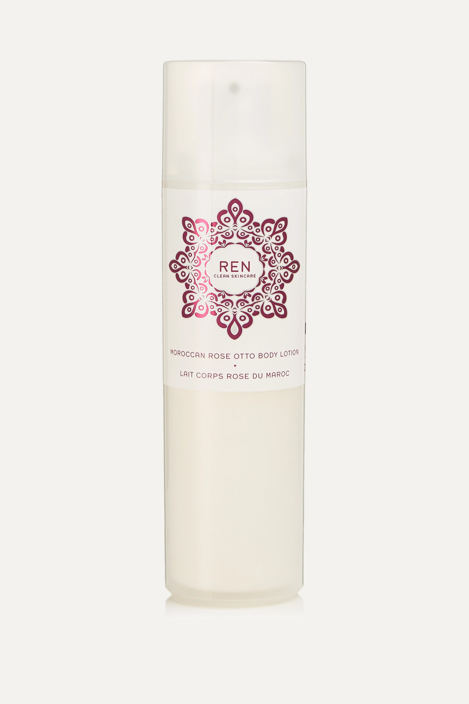 REN Clean Skincare Moroccan Rose Otto Body Lotion, 200ml